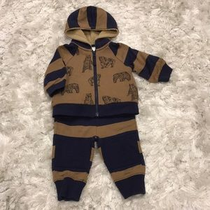 Hanna Andersson Baby Boy Set
